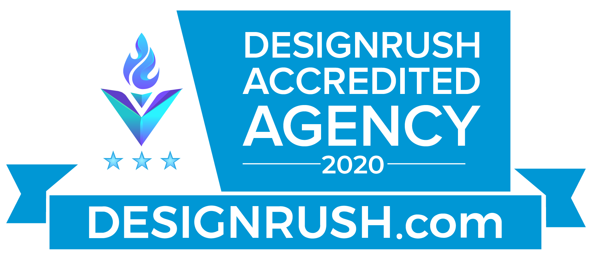 Design Rush Accredited Badge2 2020